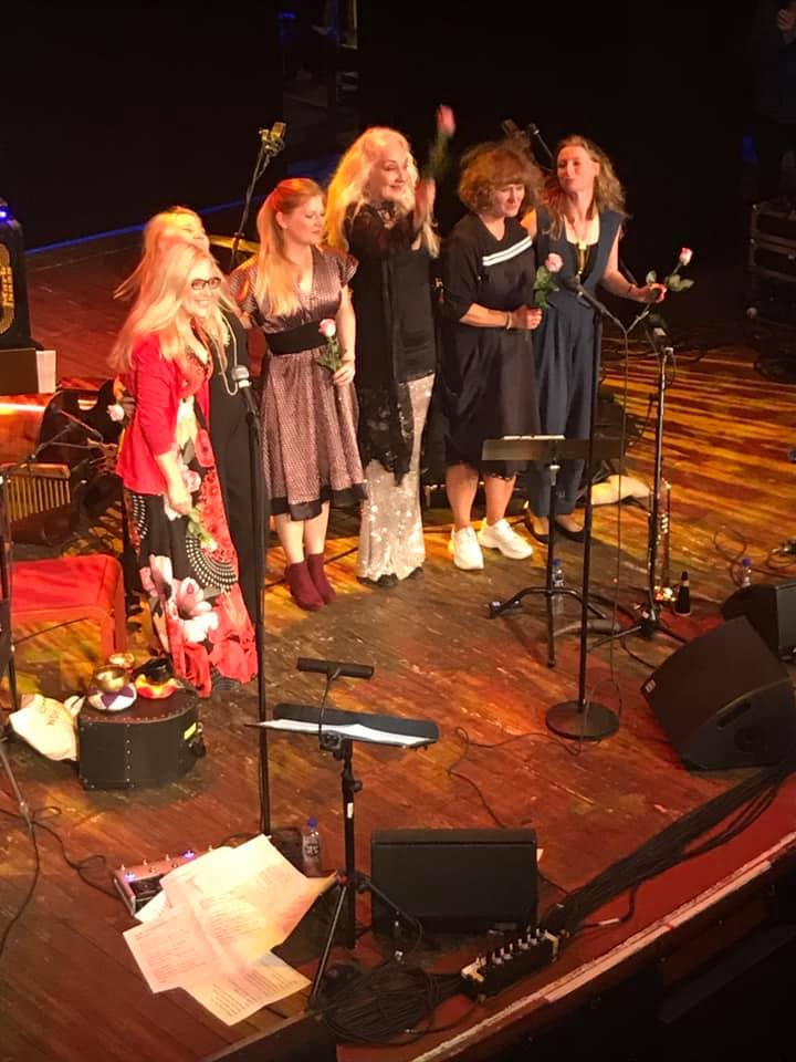 Cecilie Norby's Sisters in Jazz at Ystad Jazz Festival